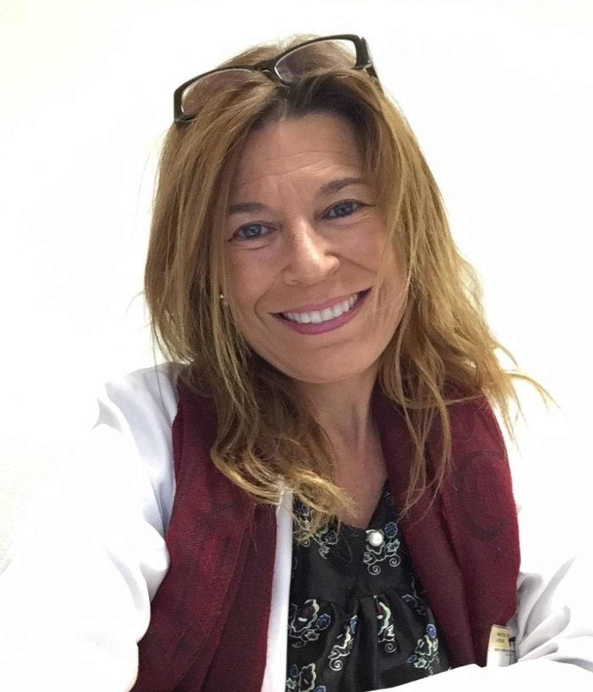 Miriam Celdrán, farmacéutica del Hospital Psiquiátrico Penitenciario de Alicante.
