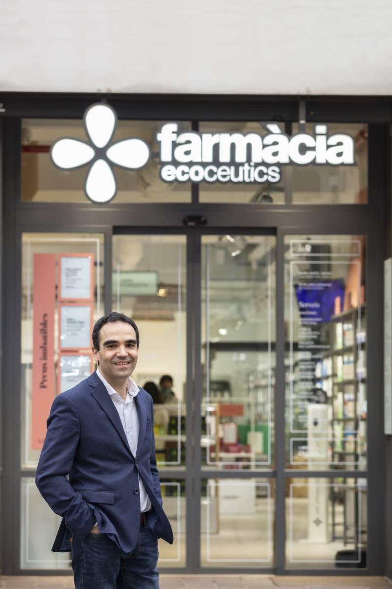 Según Pallàs, en las farmacias Ecoceutics procesos como el conteo de facturas está digitalizado.