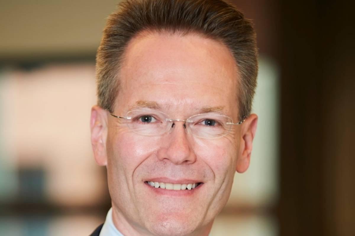 Axel Hoos, vicepresidente senior y responsable de I+D Oncología de GSK.