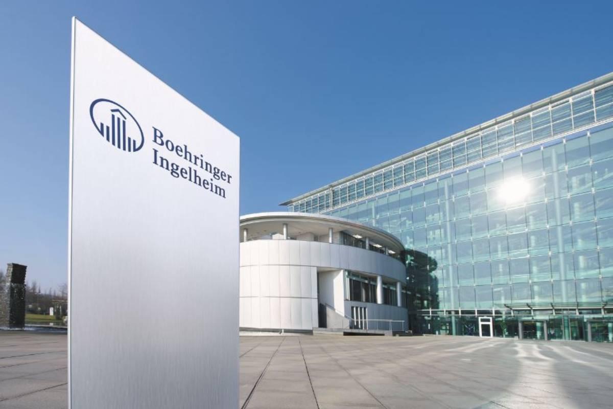 Sede central de Boehringer Ingelheim en Alemania.