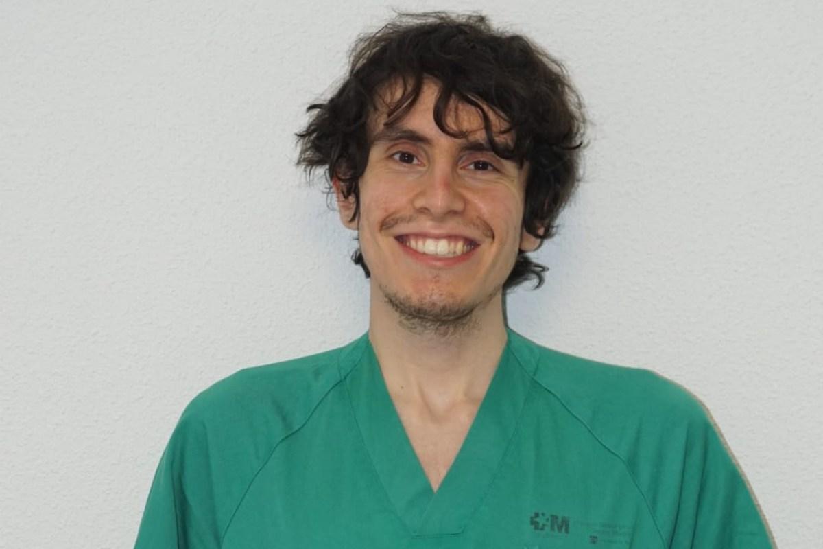 Daniel Virseda, número 1 del examen MIR 2020.