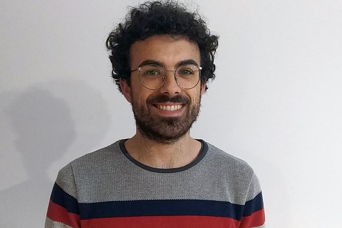 Pablo Nogueira González, número uno del EIR 2020.