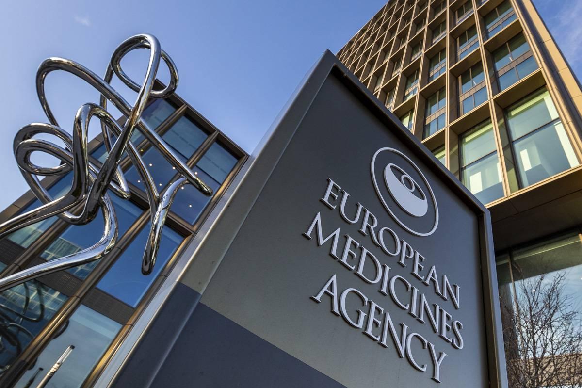 La sede de la Agencia Europea del Medicamento está en Amsterdam.