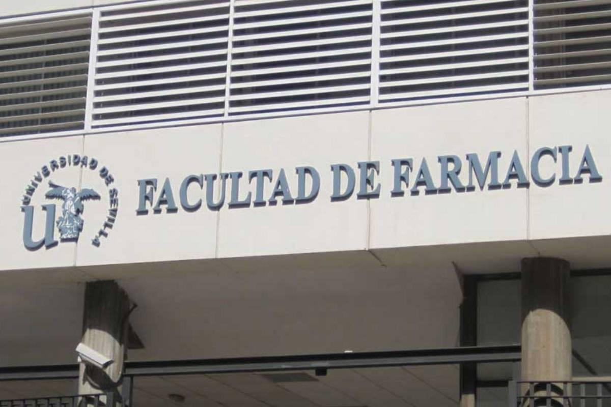 Facultad de Farmacia de la Universidad de Sevilla.