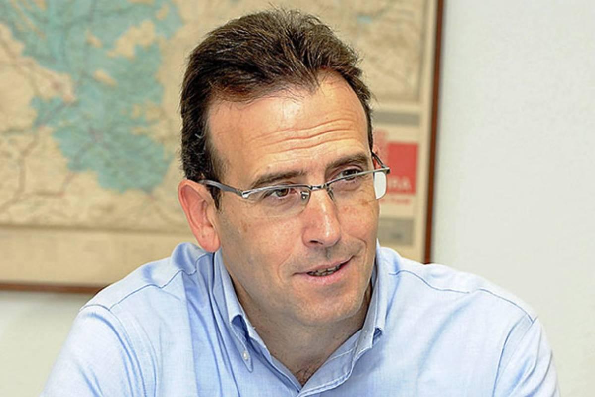 Antonio López Andrés, subdirector de Farmacia de Navarra.
