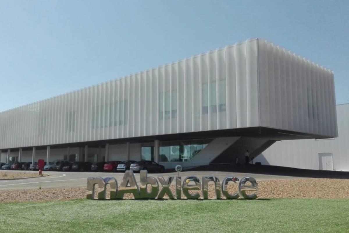 Instalaciones de Mabxience en León.