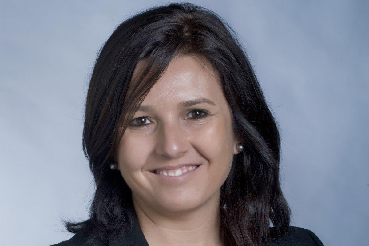 María González Valdivieso, presidenta de la Sociedad Española de Optimización de la Farmacoterapia (Sedof).
