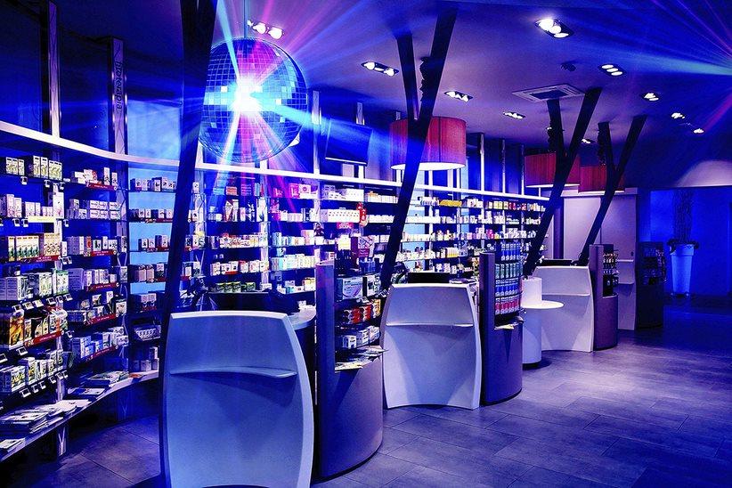 Las farmacias que se precian utilizan los sentidos como canal para persuadir, emanar emociones y llegar al alma del cliente. FOTOMONTAJE: Miryam Veros.
