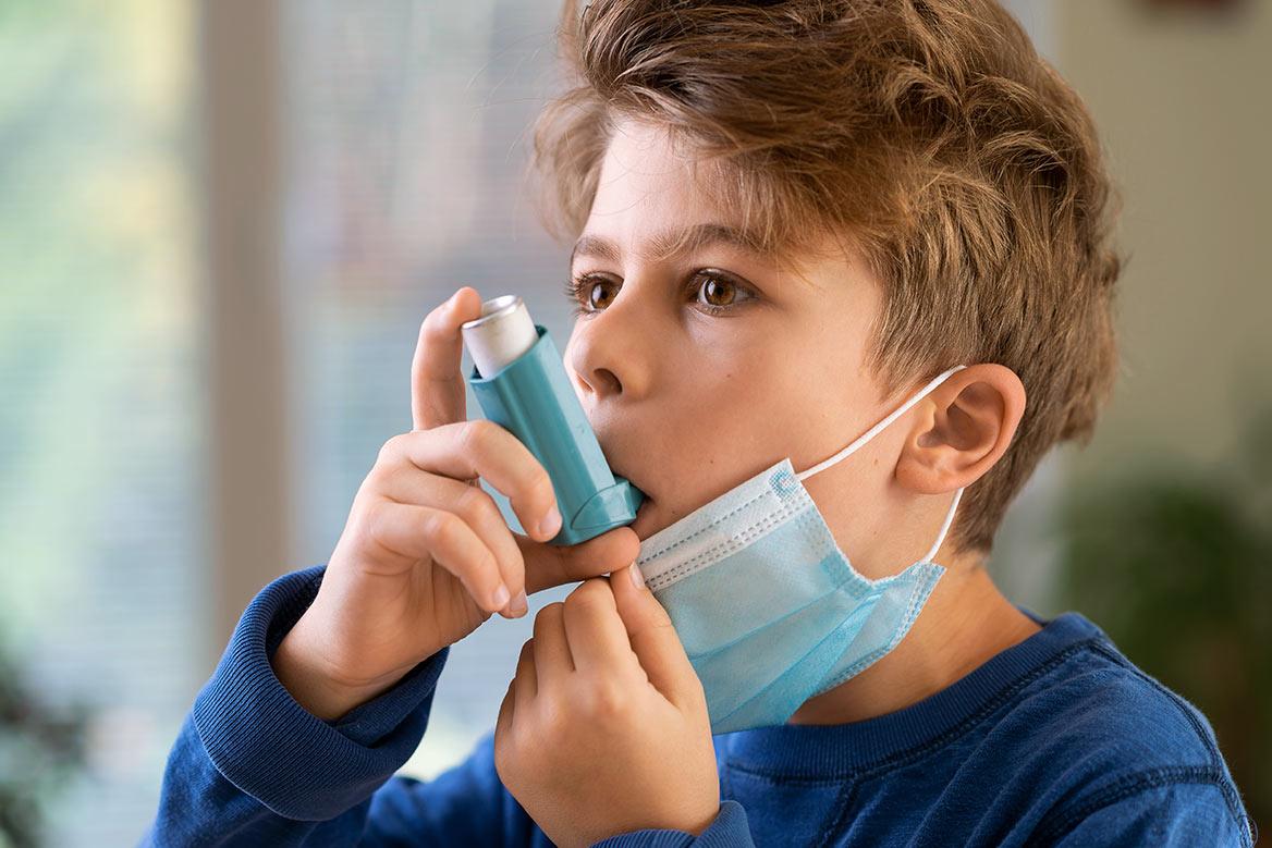 Enfermo de asma grave