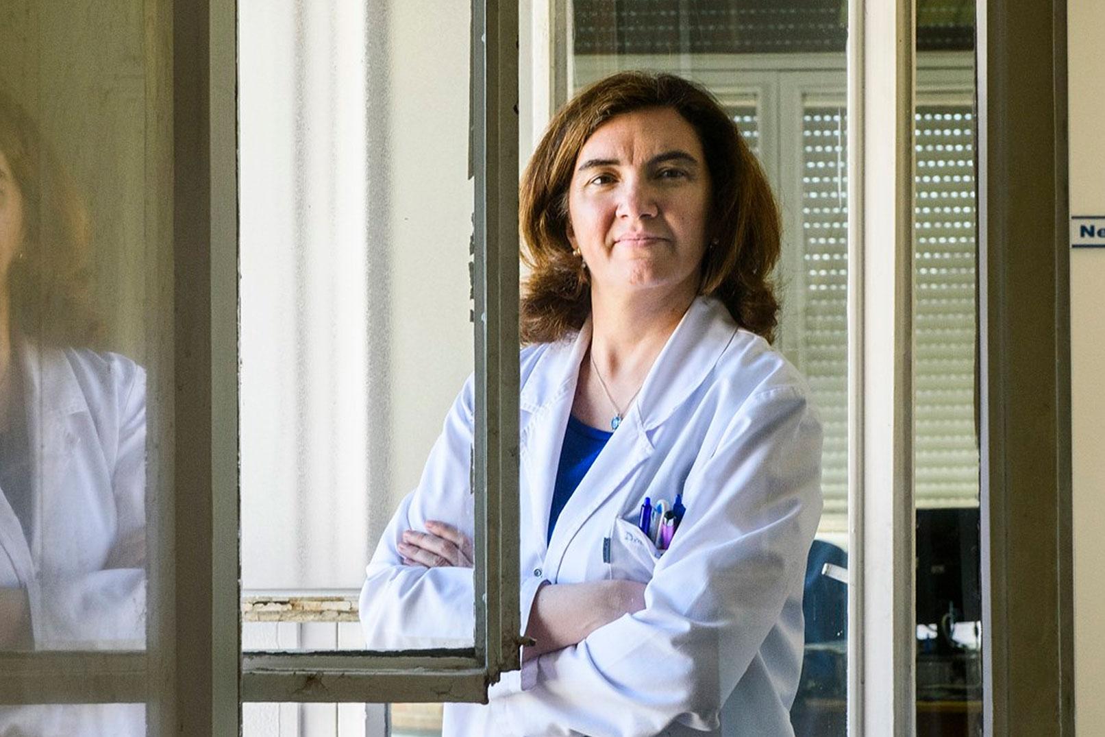 Celia Oreja, jefa de Sección de Neurología del Hospital Clínico San Carlos de Madrid