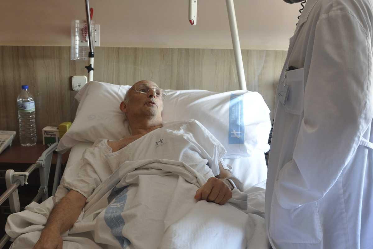 Paciente en situación de fin de vida.