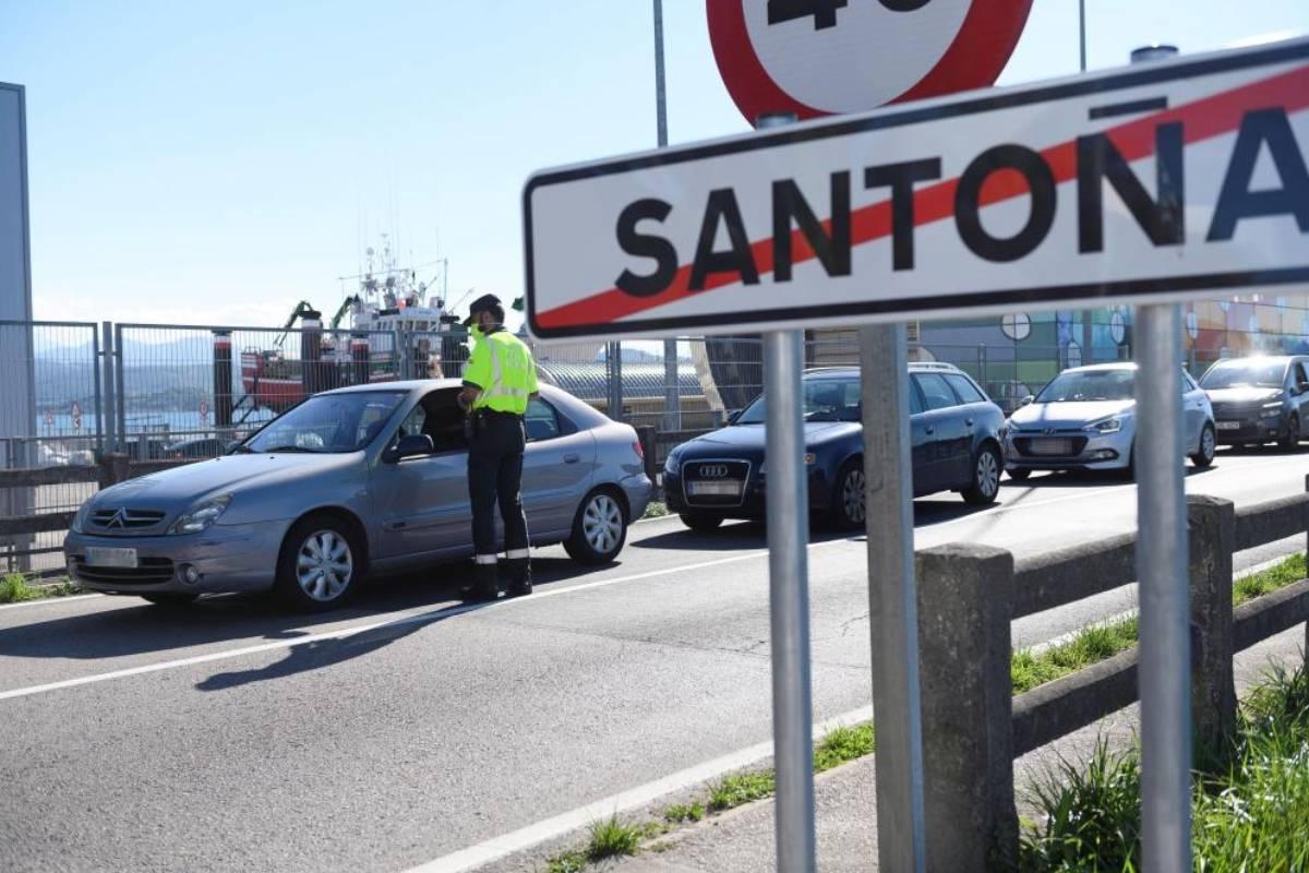 El TSJ de Cantabria advierte que la medida de cierre del interior de la hostelería afecta a todos los municipios de Cantabria.
