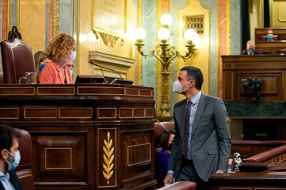 El presidente Pedro Sánchez presentó el miércoles el Plan de Recuperación y Resiliencia