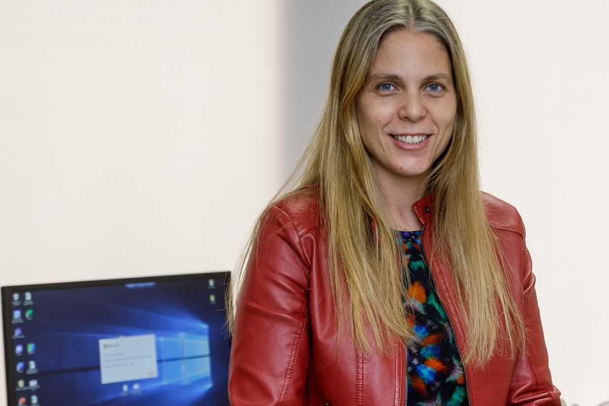 La nueva directora general de ACEs, Anna Zarzosa.