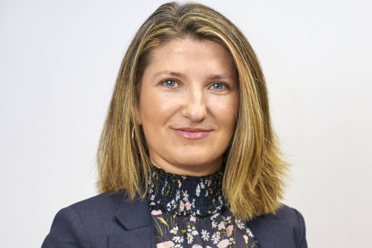 Eva Mª Illera, responsable del Departamento Laboral de Asefarma.
