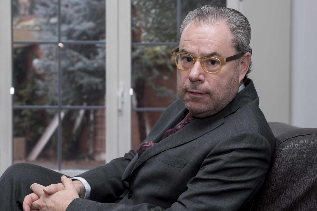 El forense y experto en praxis médica Josep Arimany.