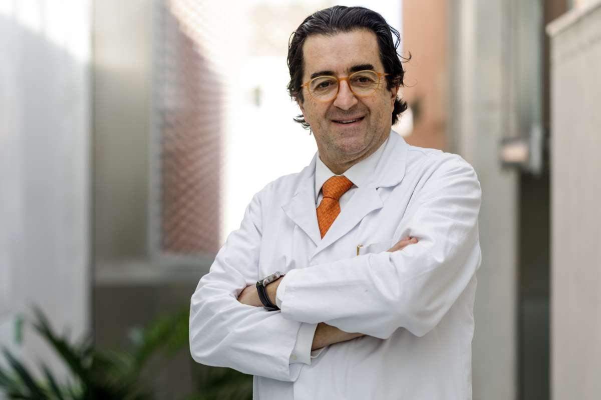 Joan Palou, director del Servicio de Urología de la Fundación Puigvert. Foto: F. Puigvert