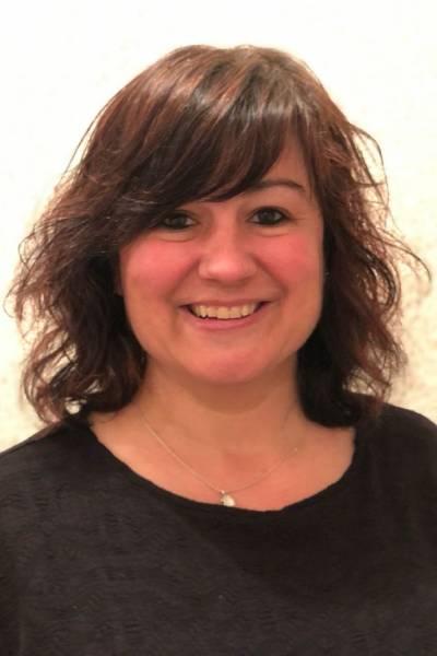 Silvia Reverté, enfermera de atención primaria de Batea (Tarragona)