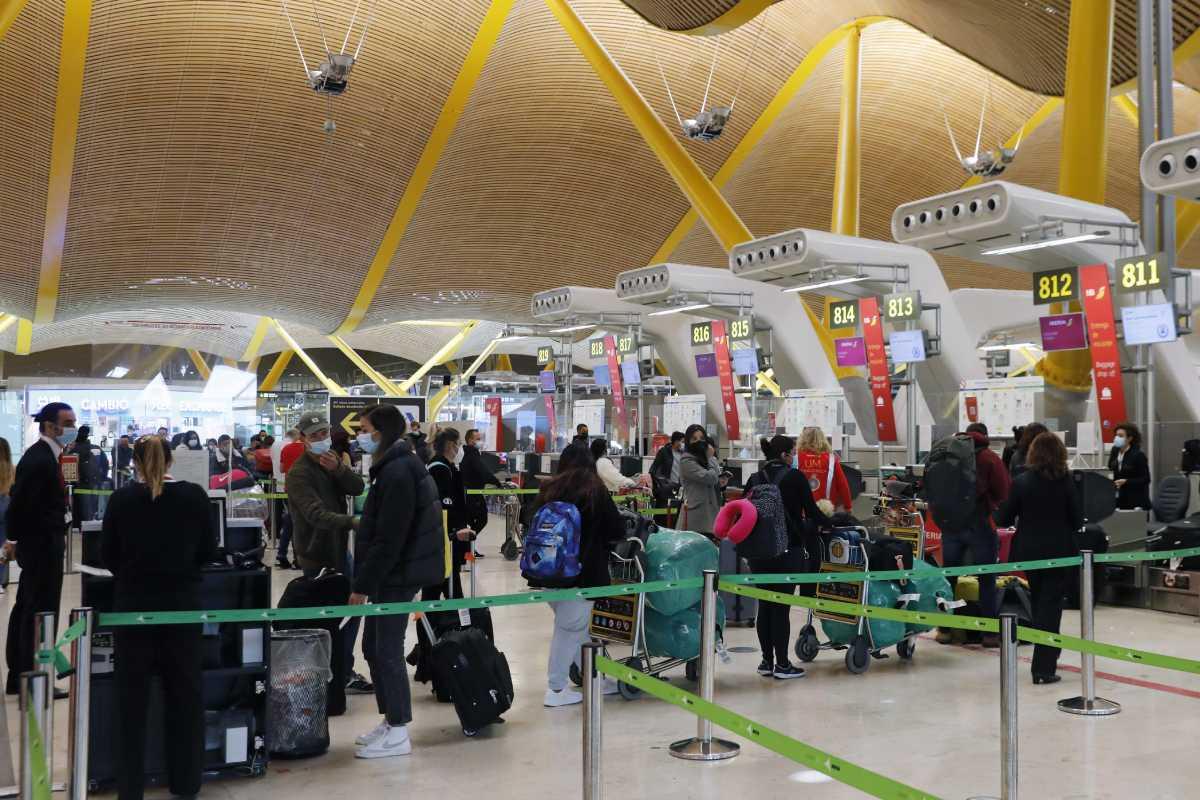 El Certificado UE covid-19 podr�a reactivar los viajes este verano.