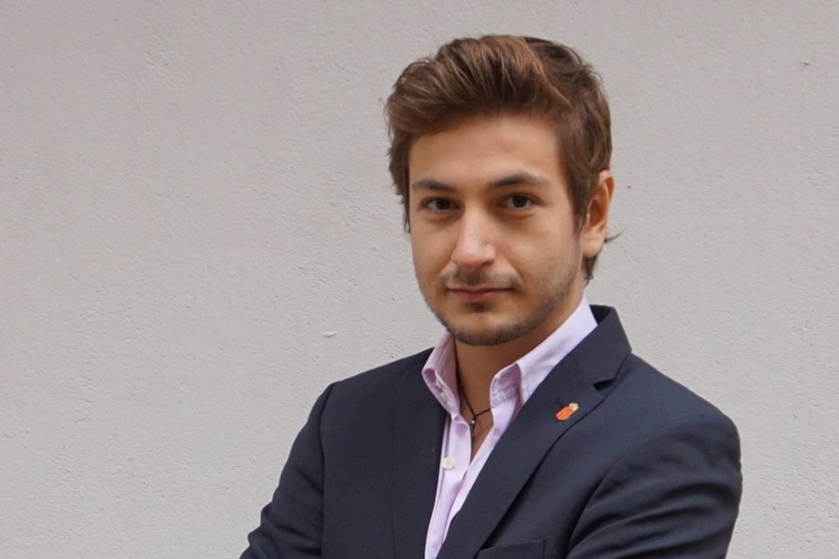 Alejandro Cuéllar, portavoz de la plataforma 'FSE unida'