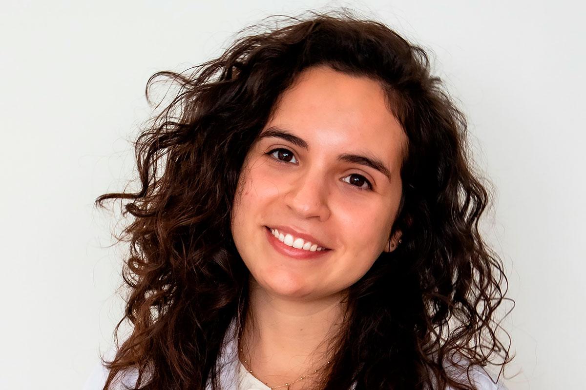 Ana Benzaquén, hematóloga en el Instituto Paoli-Calmettes, en Marsella (Francia).