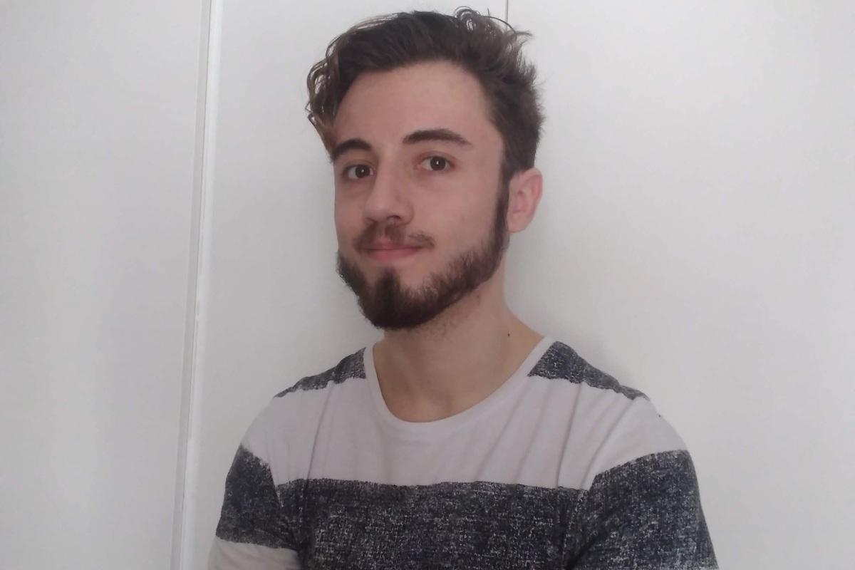 Andreu Martínez Cerezuela, número 1 provisional del examen FIR 2021.
