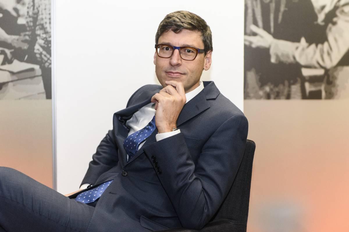 Antonio González, presidente del Grupo Español de Investigación en Cáncer de Ovario (Luis Camacho).)