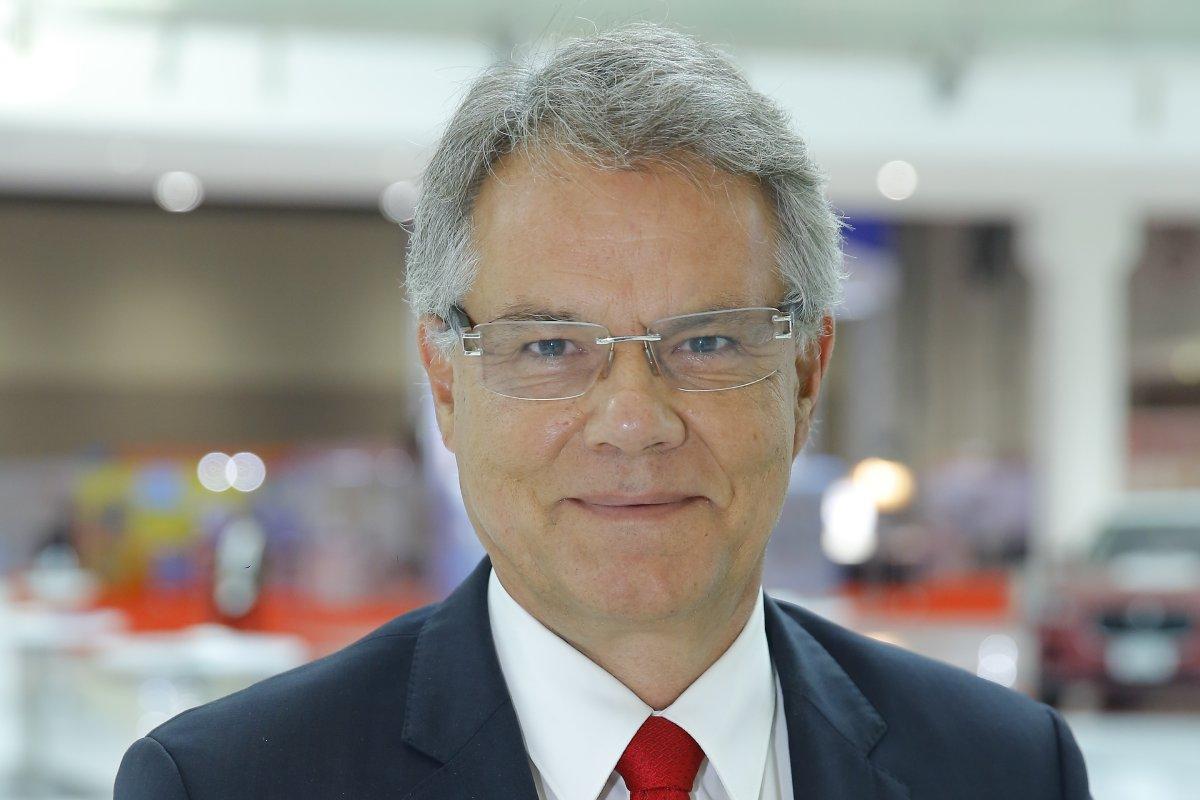 Dominique Jordan, presidente de la FIP.
