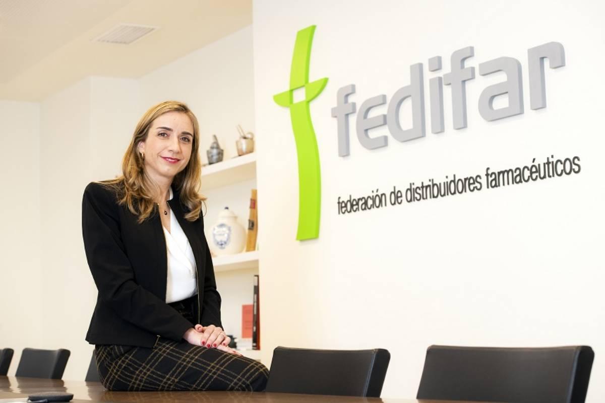 Matilde Sánchez Reyes, presidenta de Fedifar.