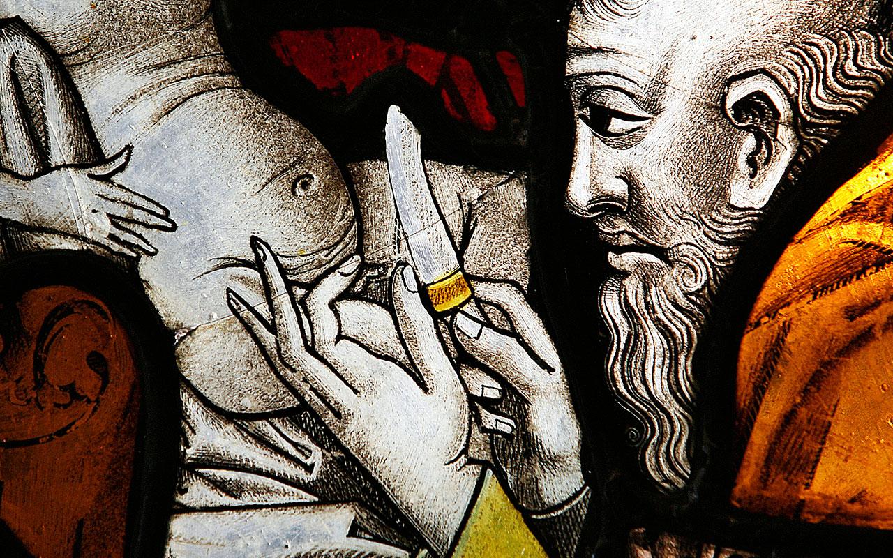 Los datos más antiguos que se conocen de la hemofilia datan del siglo II, cuando los rabinos de la época decidieron no circuncidar a los varones en cuyas familias hubiera problemas de hemorragia.