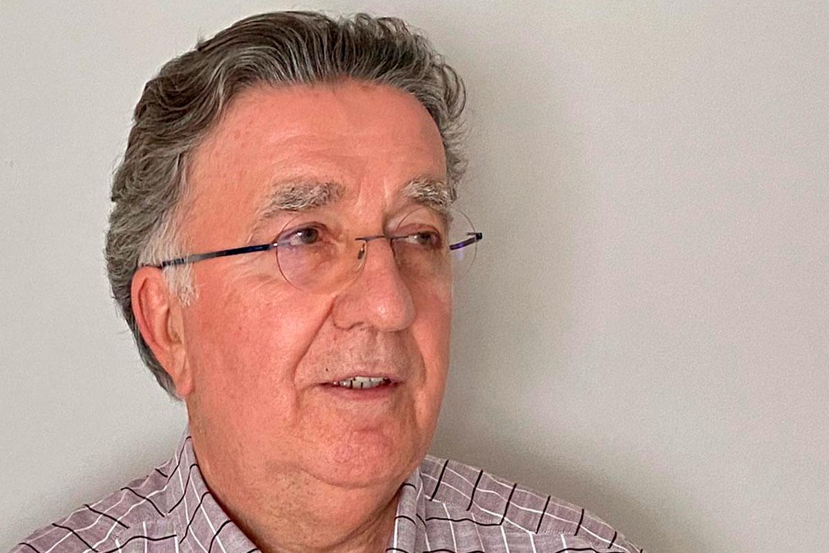 Isidro Vitoria Miñana, pediatra y jefe de la Unidad de Nutrición y Metabolopat�as del Hospital Universitario La Fe, de Valencia