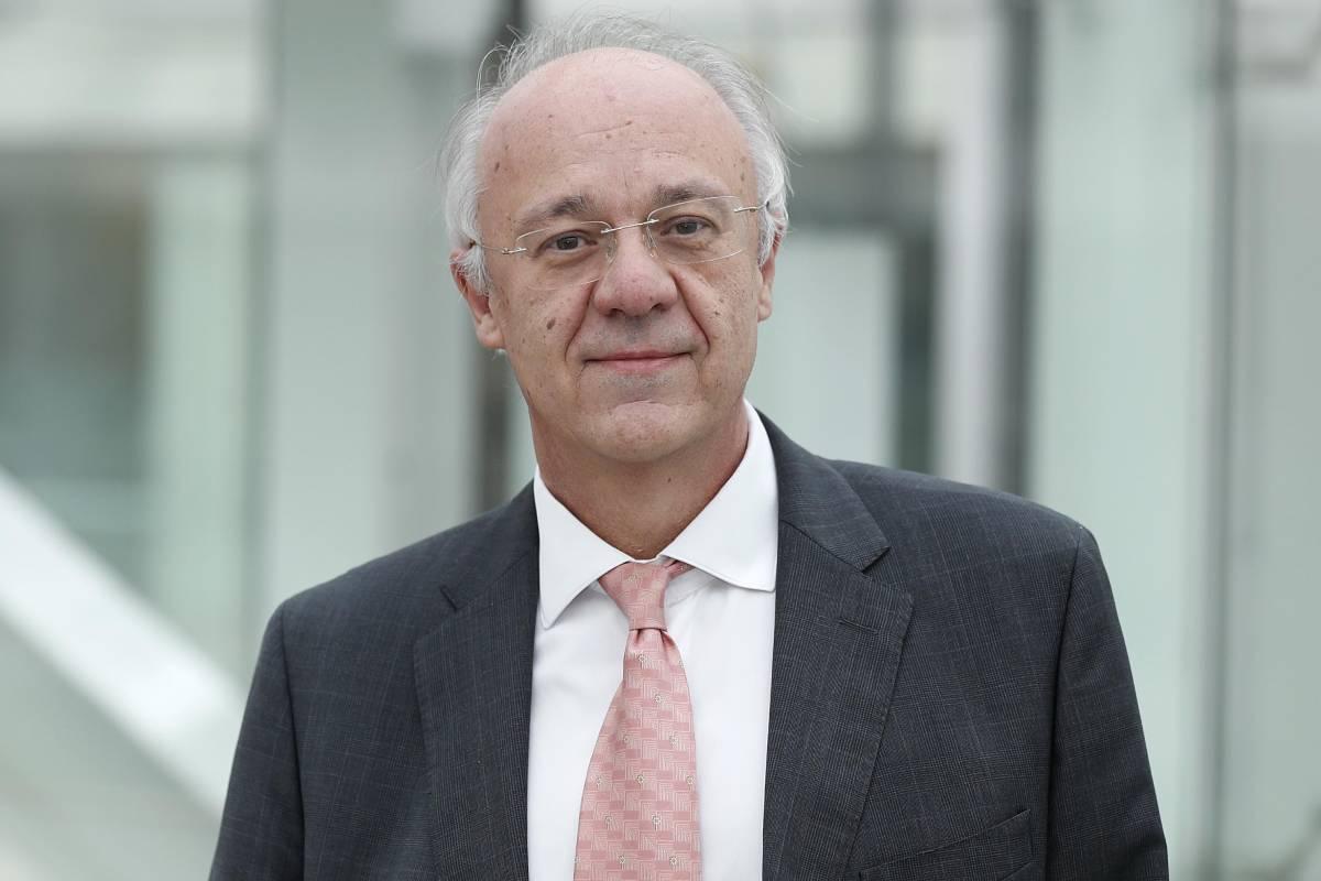 José Mar�a Antón, portavoz de Ciudadanos.