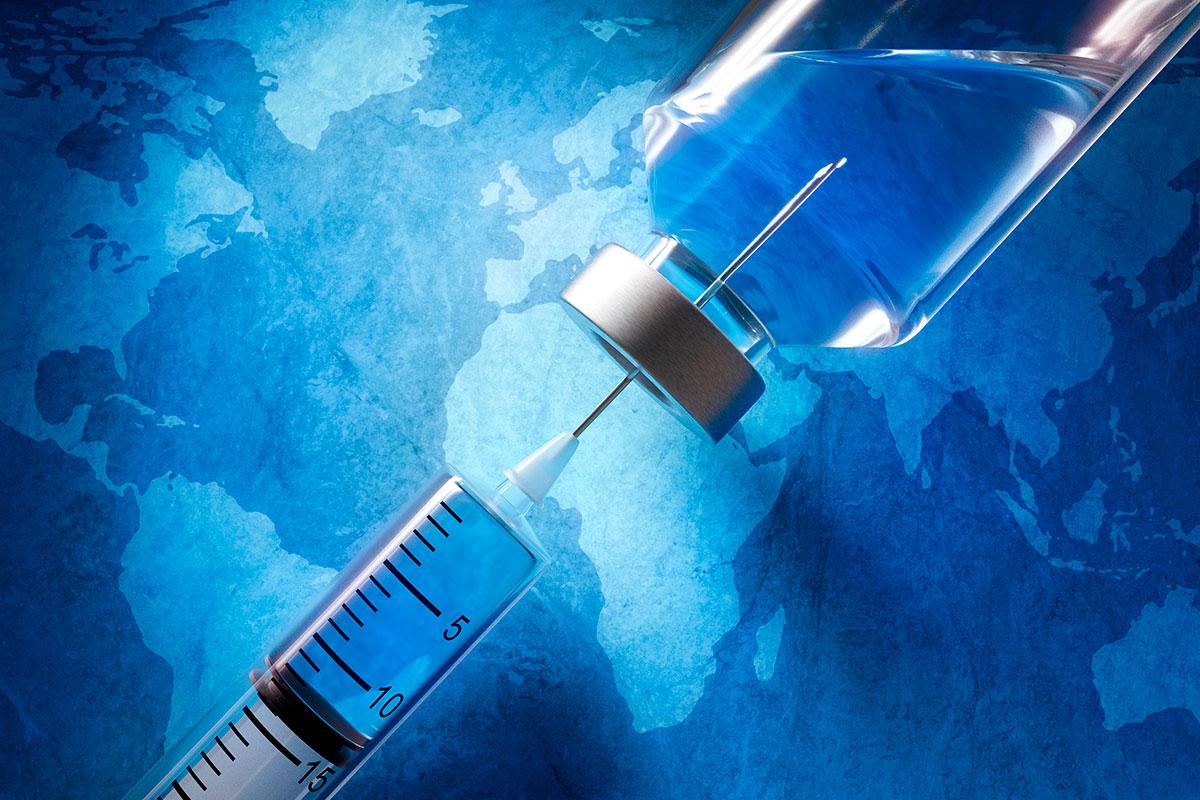 Acceso a las vacunas de los países en vías de desarrollo.