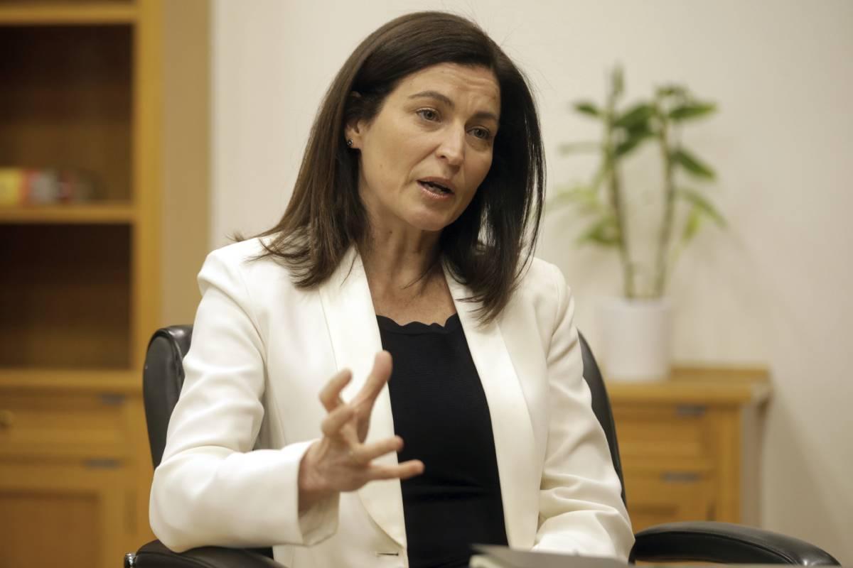 Raquel Yotti, directora del Instituto de Salud Carlos III (Foto: Javier Barbancho)