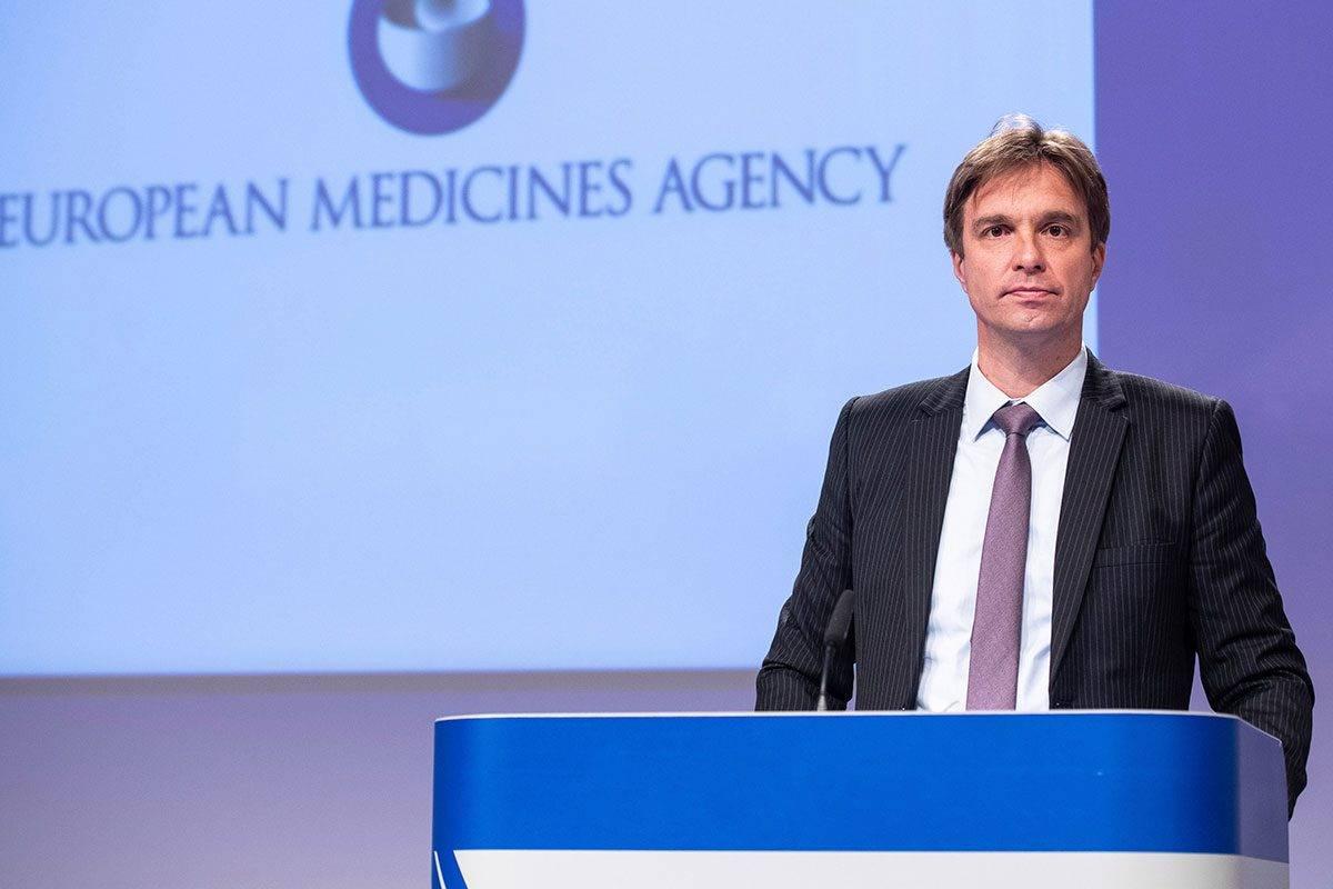 Stefan de Keersmaecker, portavoz de Salud Pública de la Comisión Europea.