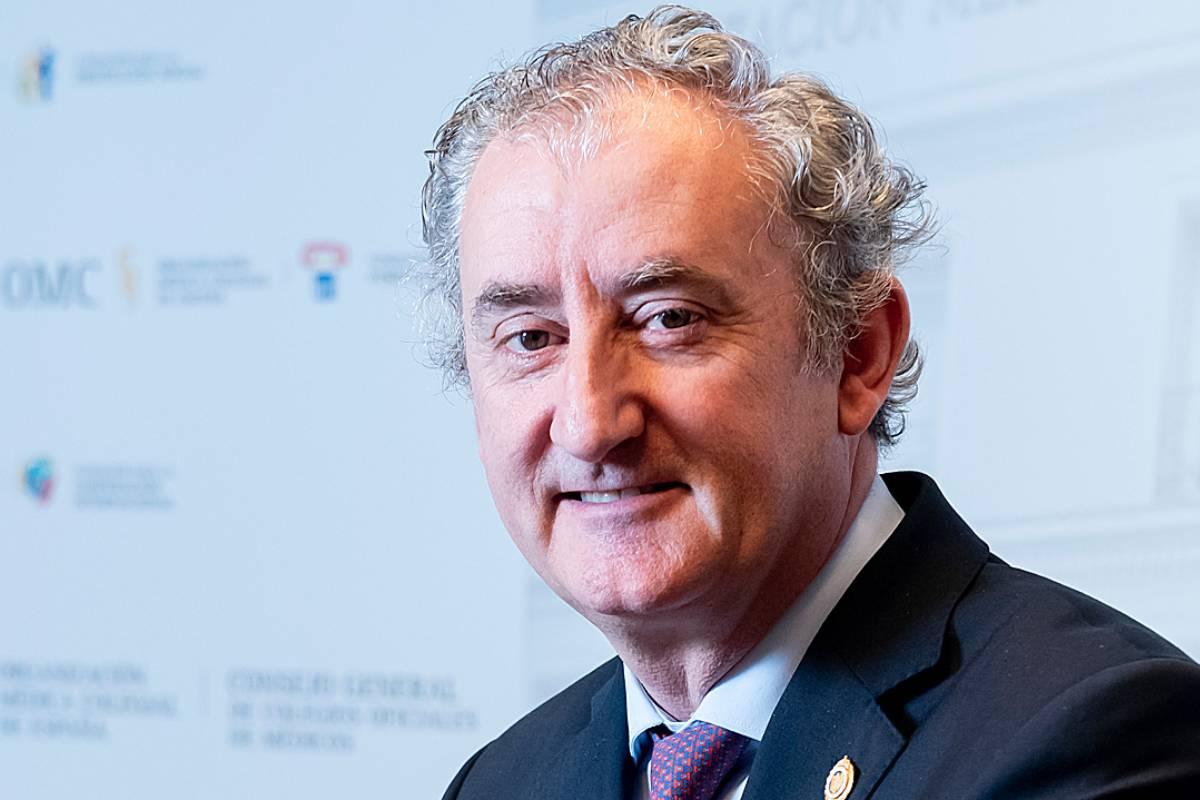 Tomás Cobo Castro, presidente de la OMC.