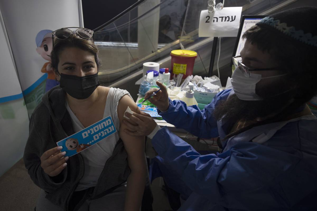 Vacunación de covid.