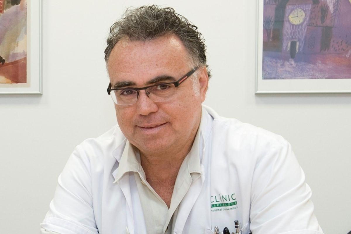 Eduard Vieta, del Hospital Clínic de Barcelona, y coordinador del nuevo estudio internacional. FOTO: DM.