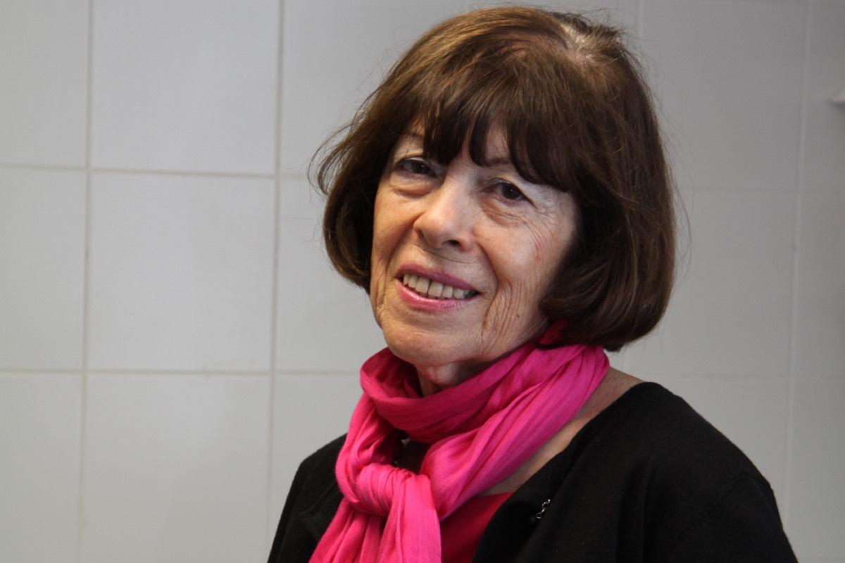 Ana Mar�a Villegas, presidenta del Grupo Español de Eritropatolog�a, miembro de la SEHH.