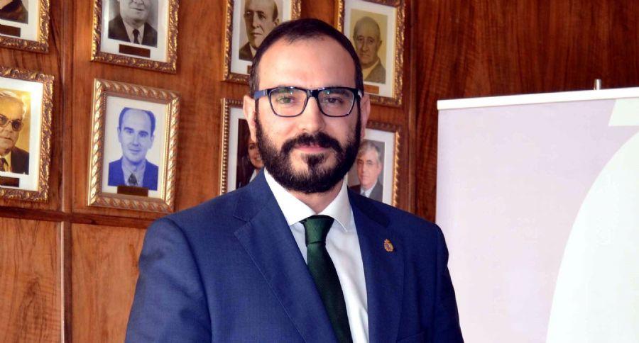 Francisco José Izquierdo, presidente del Consejo de COF de Castilla-La Mancha y del COF de Ciudad Real.