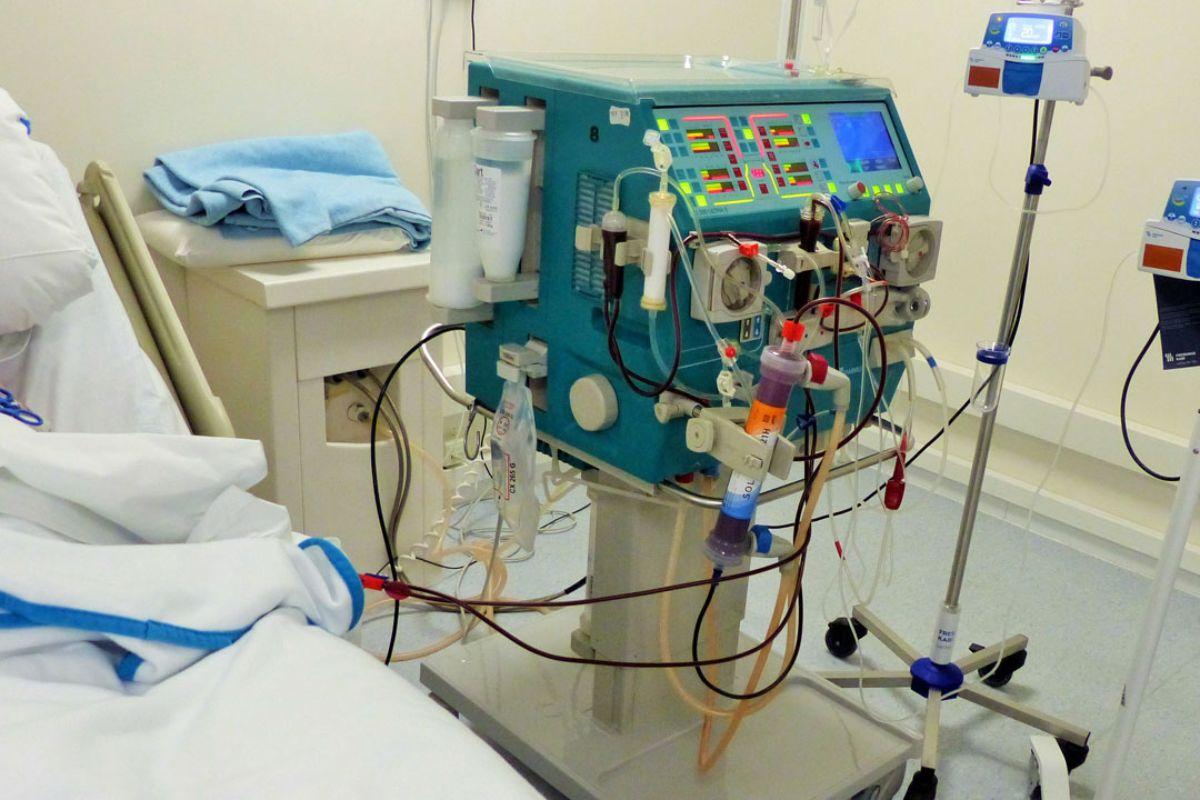 El deterioro nutricional suele aparecer en pacientes renales sometidos a hemodiálisis. FOTO: DM.