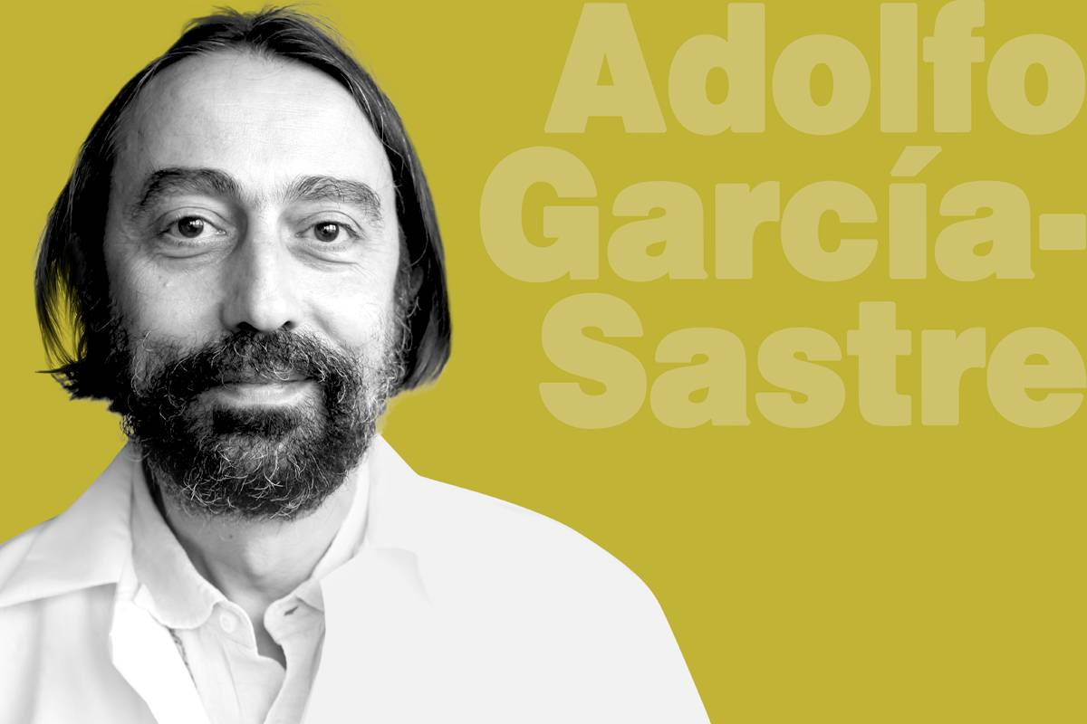 Adolfo Garc�a-Sastre, director del Instituto Global de Salud y Patógenos Emergentes en el Hospital Mount Sinai de Nueva York.