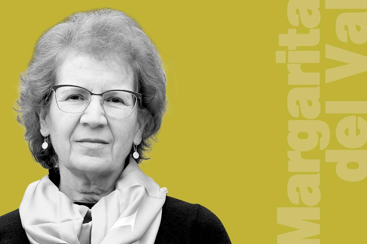 Margarita del Val, investigadora del Centro de Biología Molecular Severo Ochoa.