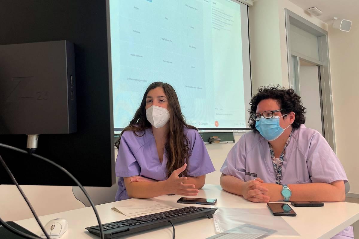 Muchos hospitales están optando por hacer las tradicionales jornadas de puertas abiertas MIR 'online', como el Hospital de La Fe.