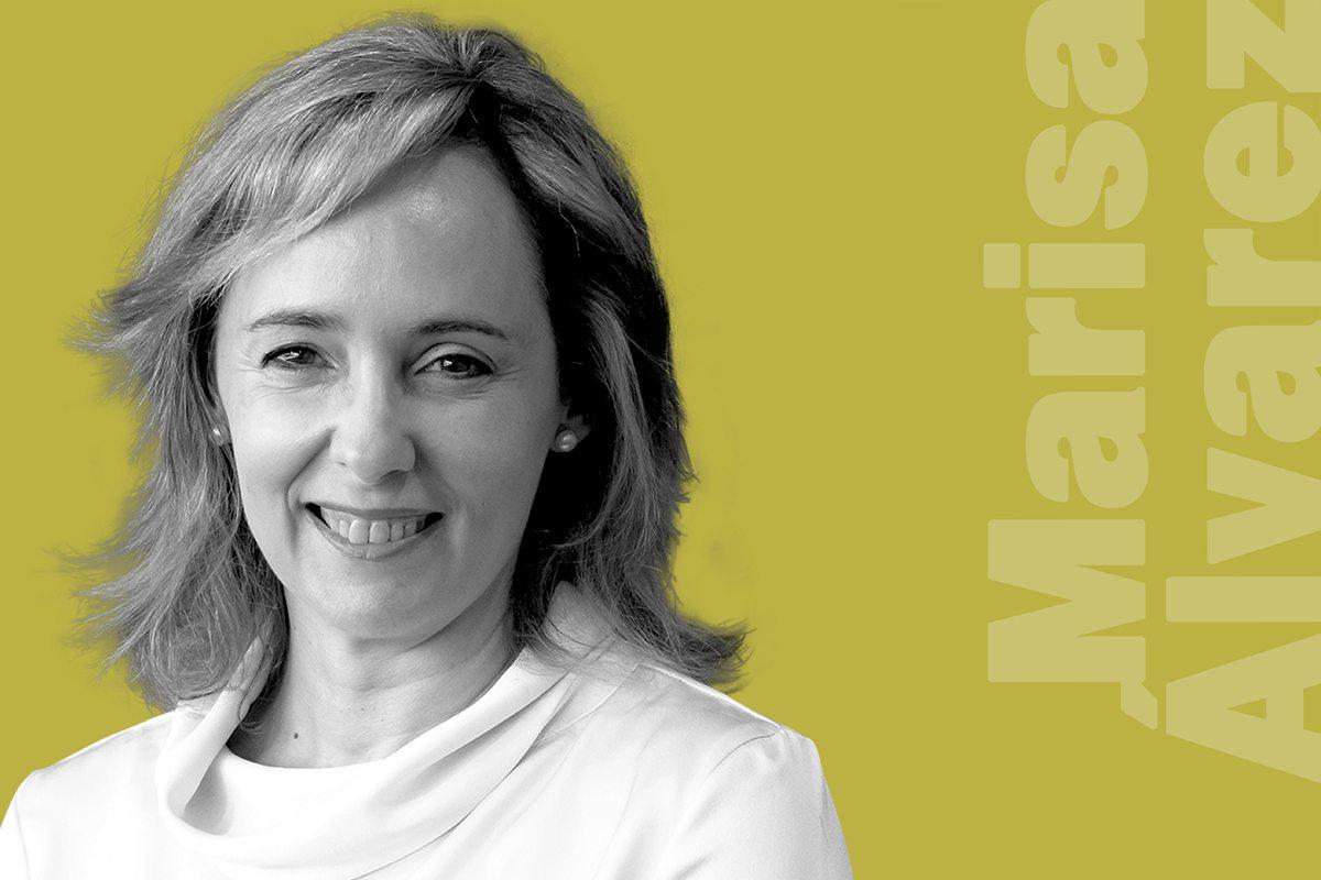 Marisa Álvarez, directora médica de Gilead en España. (FOTO: Mauricio Skrycky)