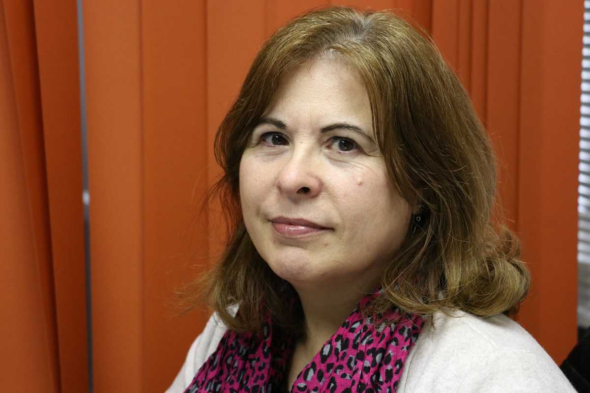 Ana Roca, vicepresidenta de Médicos de Cataluña. Foto: MC