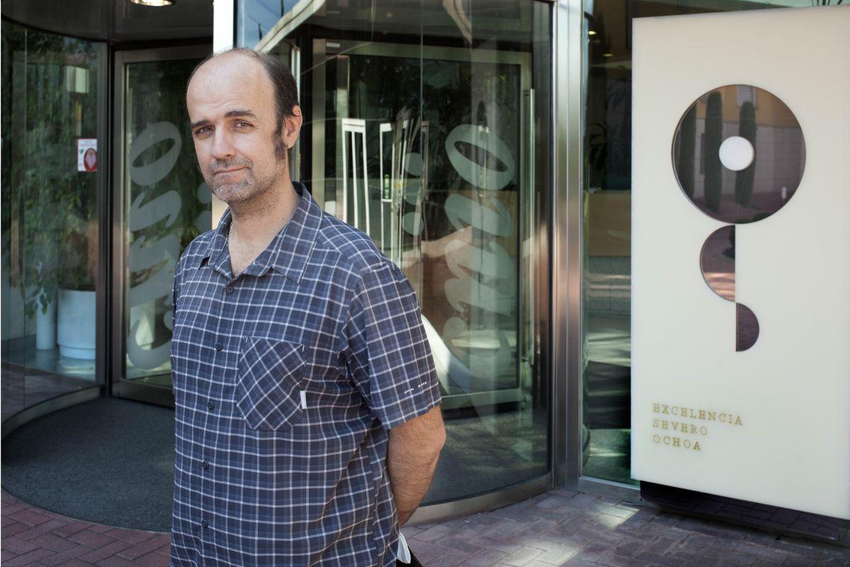 Óscar Fernández-Capetillo, del Grupo de Inestabilidad Genómica del Centro Nacional de Investigaciones Oncológicas (CNIO. FOTO: CNIO.