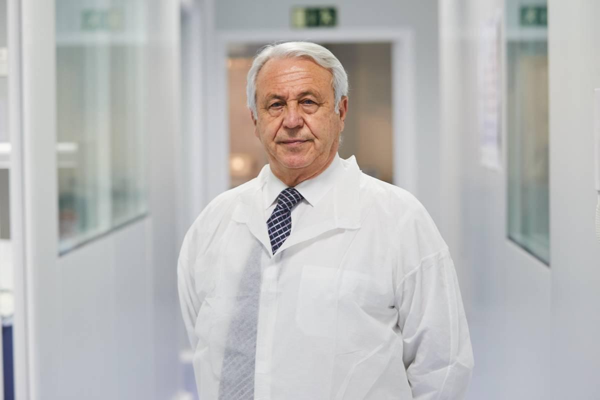 Esteban Rodr�guez, CEO de Biofabri (Zendal).