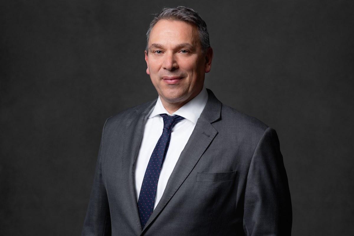 Guido Oelkers, CEO de Sobi.