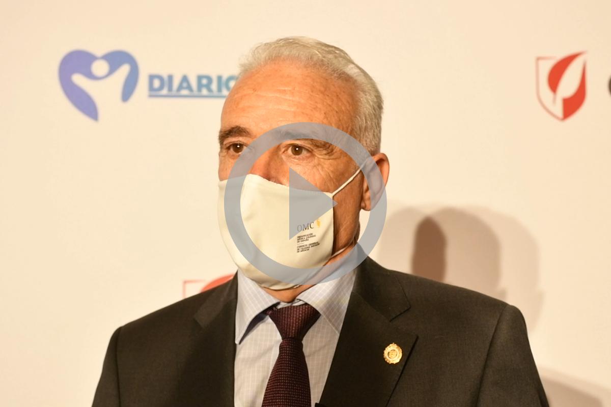 Enrique Guilabert, tesorero de la OMC.